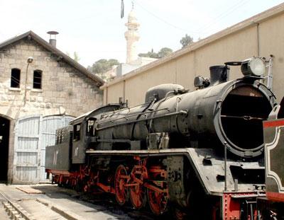 الخط الحديدي الحجازي